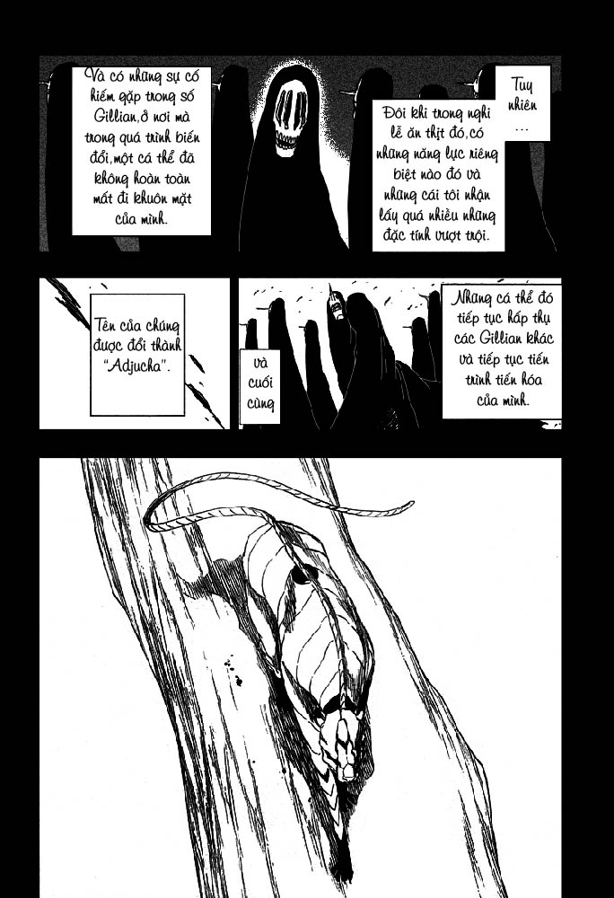 Bleach chapter 284 trang 8