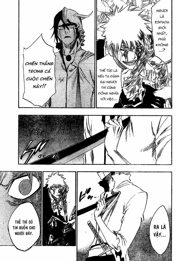 Bleach chapter 271 trang 18