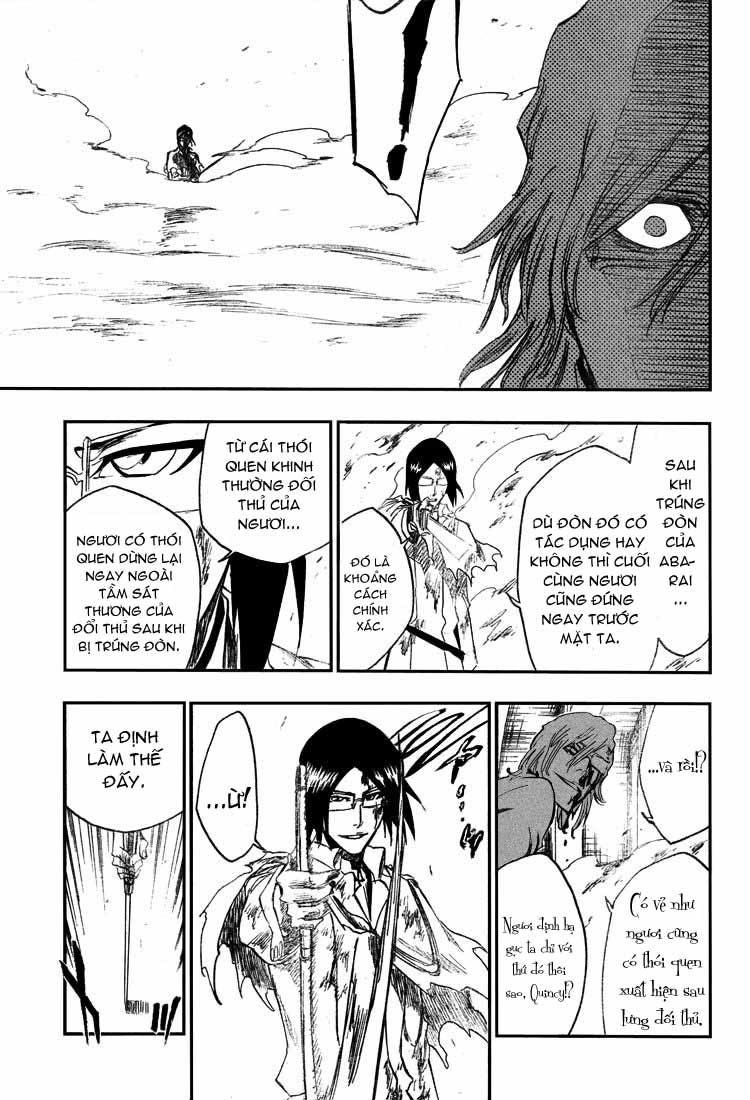 Bleach chapter 275 trang 19
