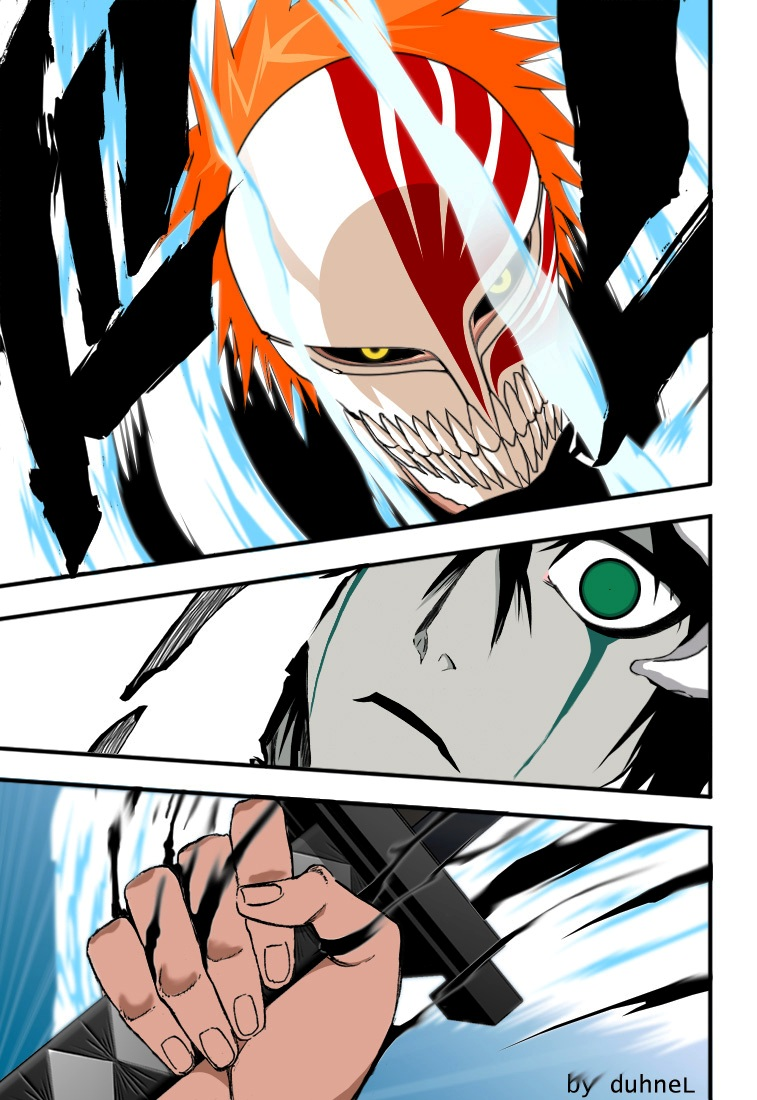 Bleach chapter 272 trang 1