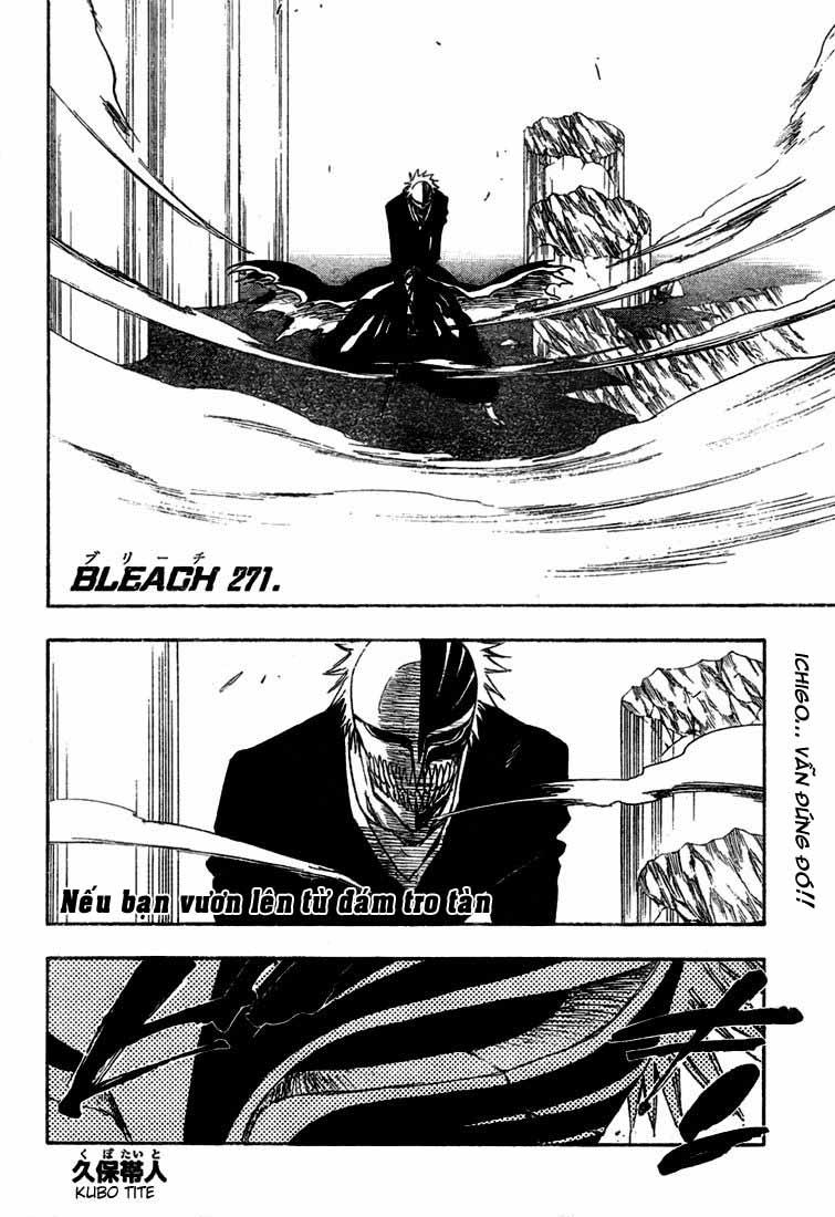 Bleach chapter 271 trang 5