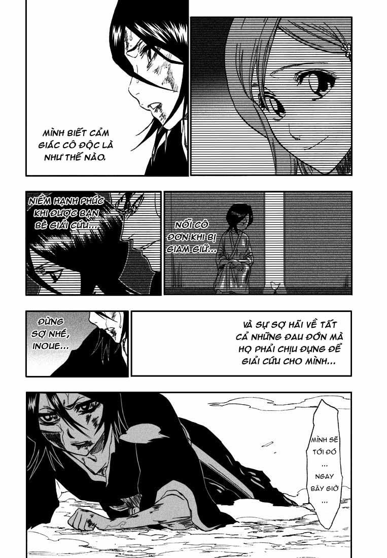 Bleach chapter 269 trang 8