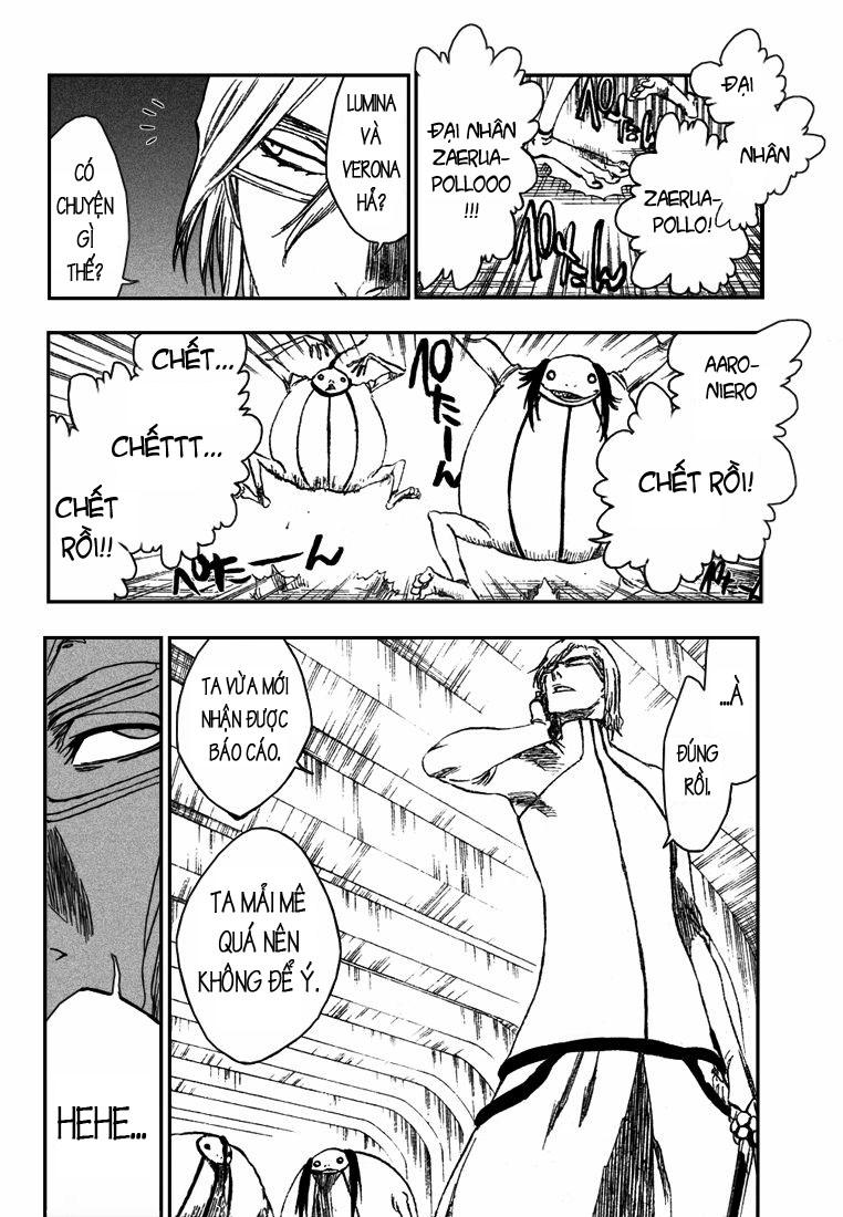 Bleach chapter 269 trang 14