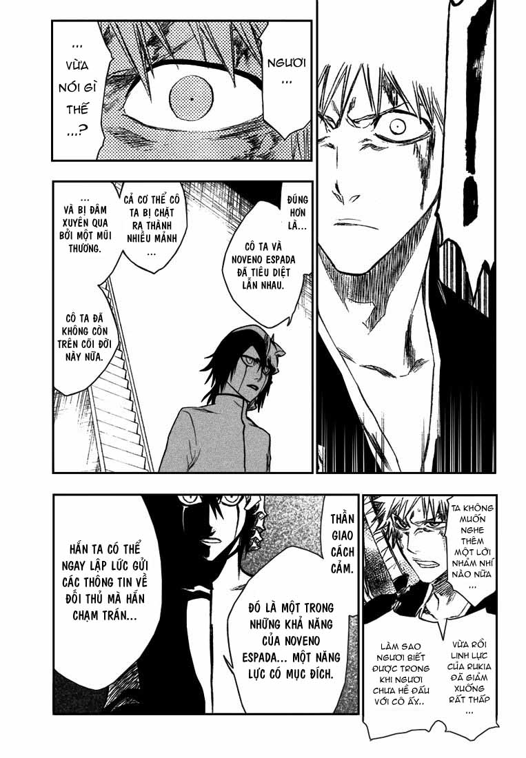 Bleach chapter 270 trang 8