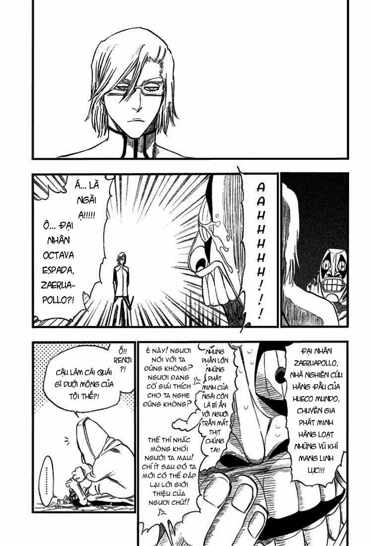 Bleach chapter 265 trang 6