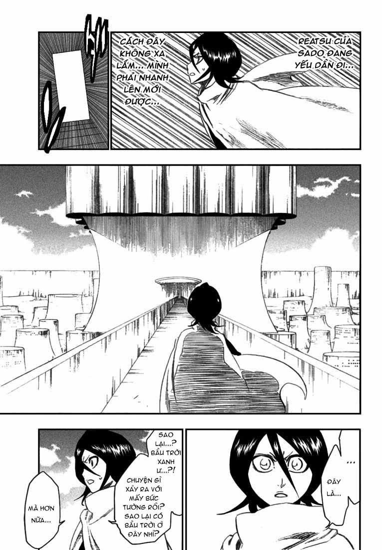 Bleach chapter 262 trang 16