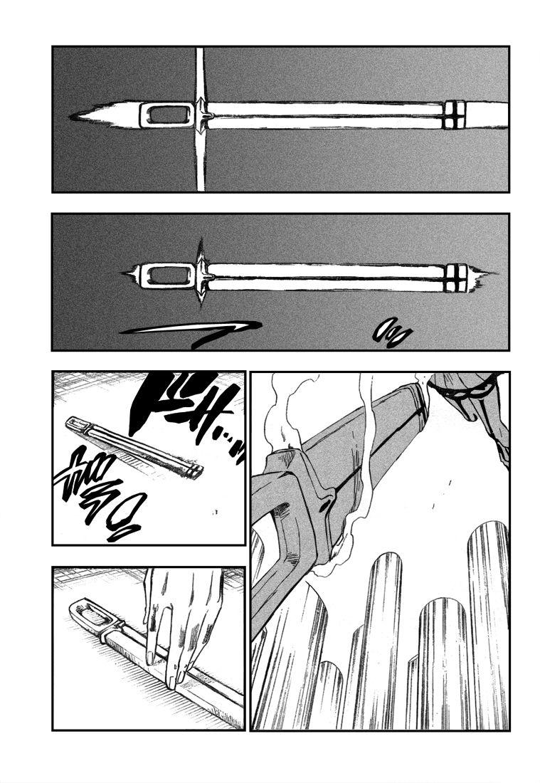 Bleach chapter 259 trang 2