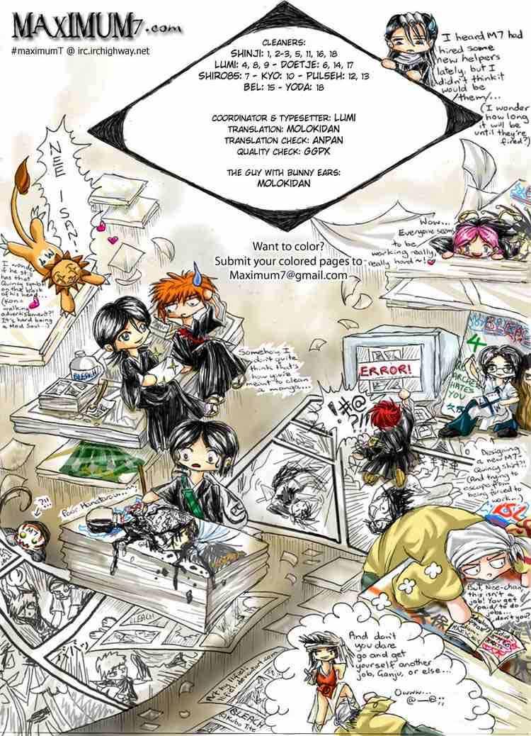 Bleach chapter 256 trang 20