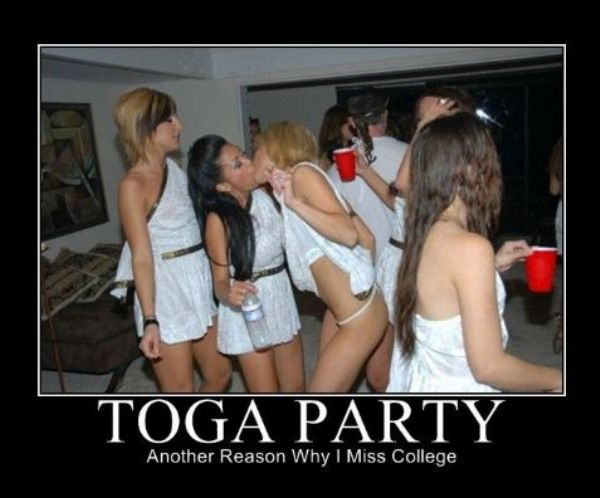 Erotic Toga Party 69