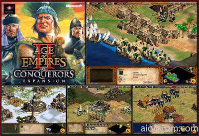 age of empires 2 conquerors crack file download