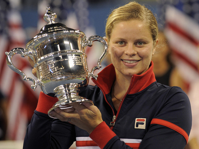 Flushing Car Service >> HOME OF SPORTS: Kim Clijsters 2010 WTA Player of the Year