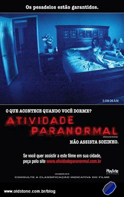 Baixar Filme Atividade Paranormal - Legendado