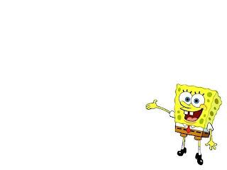 SpongeBob Wallpaper: June 2009
