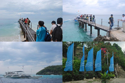Cebu Bloggers Society at Sumilon Bluewater Island Resort