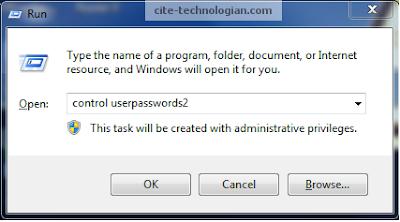 Control Userpasswords2
