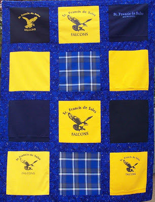 Another T-Shirt Quilt