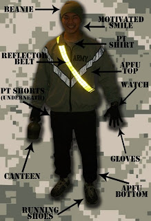 army promotion points
