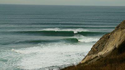 Sesión de surf del 10 de Noviembre del 2008 - Arrigunaga