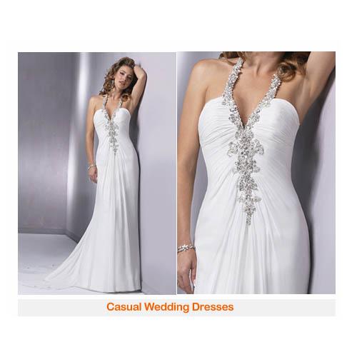 Wedding Dress Centre: Casual Wedding Dresses