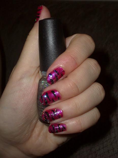 alice in polishland zebra diva