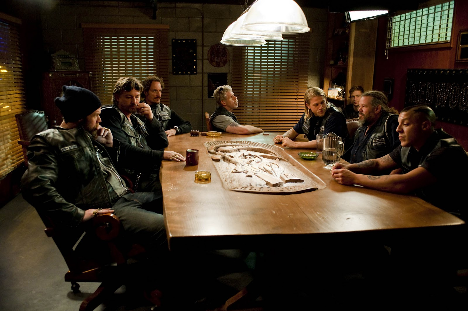 Ezras Blog Of Cool Cool Cinematography Sons Of Anarchy
