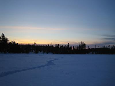 Le lac Croche