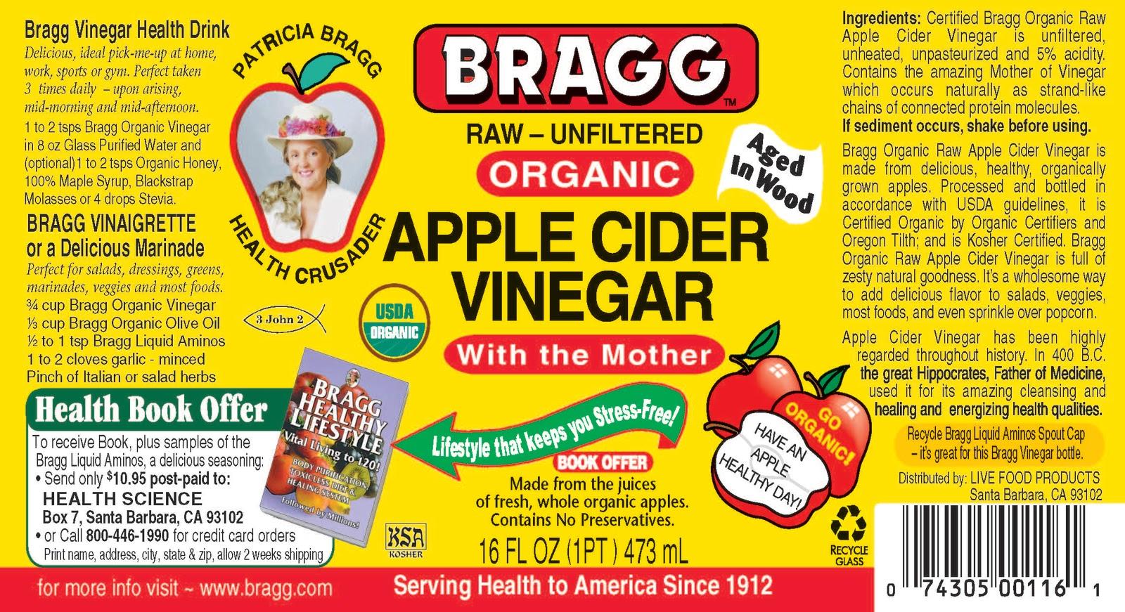 Balance Beauty:: An Apple Cider Vinegar a Day Keeps the