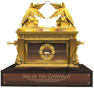 Ark of the Covenant Papercraft
