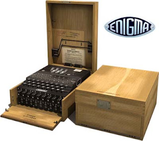 Enigma Machine Papercraft
