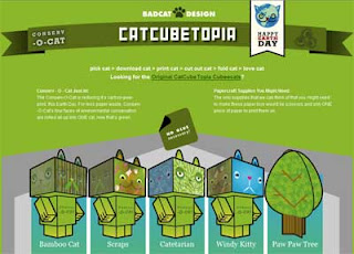 Earth Day Papercraft
