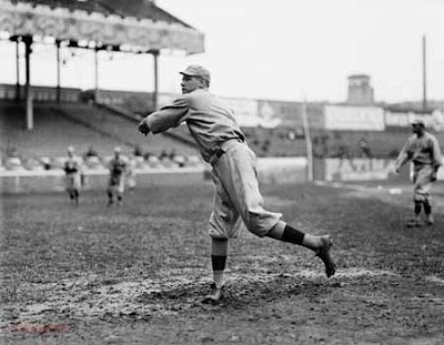 Babe Ruth was not only a great slugger but one of the best pitchers of his era and could have made the Hall of Fame as pitcher if given the chance.