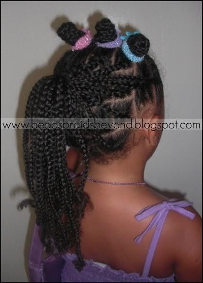 Beads Braids And Beyond Bantu Knots And Box Braids