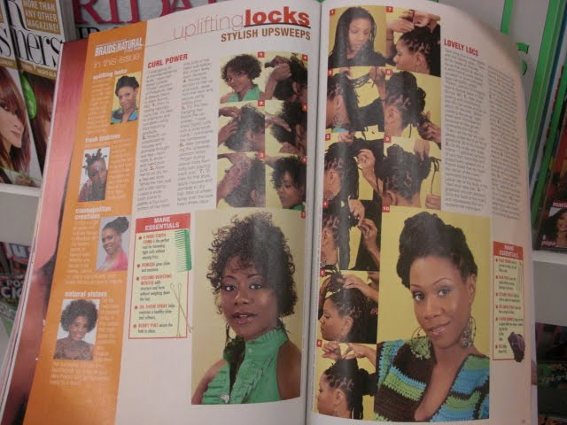 Beads Braids And Beyond Sophisticate S Black Hair Styles And Hair Care Guide A Step In The Right Direction Or Not