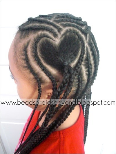 Beads Braids And Beyond Cornrows Amp Hearts Valentine S