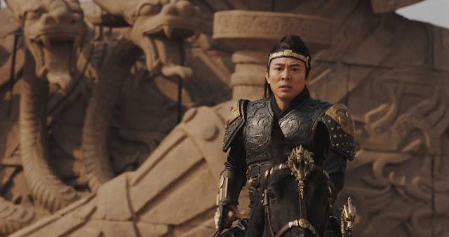 XÁC ƯỚP 3: LĂNG MỘ TẦN VƯƠNG The Mummy: Tomb of the Dragon Emperor (2008)