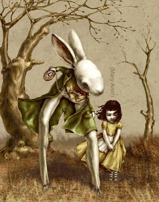 Creepy Alice In Wonderland Quotes. QuotesGram