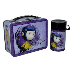 Evil Buttons Coraline Lunch Boxes Messenger Bags And Journals