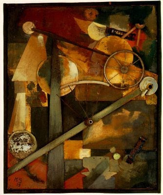 Schwitters. Construction for Noble Ladies