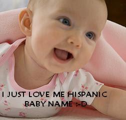 Hispanic Baby Names