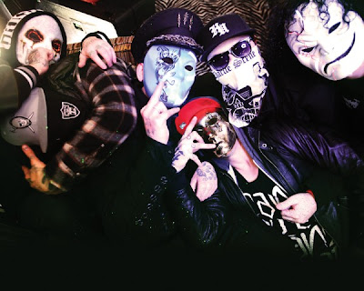 Hollywood Undead group