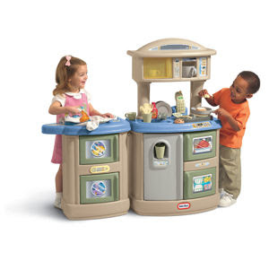 Cheaper By The Dozen And Get One Free Little Tikes Cook
