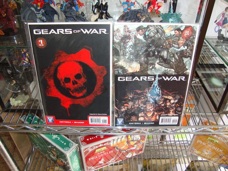 The Hobby Store Tienda de Comics en Xalapa Gear Of Wars