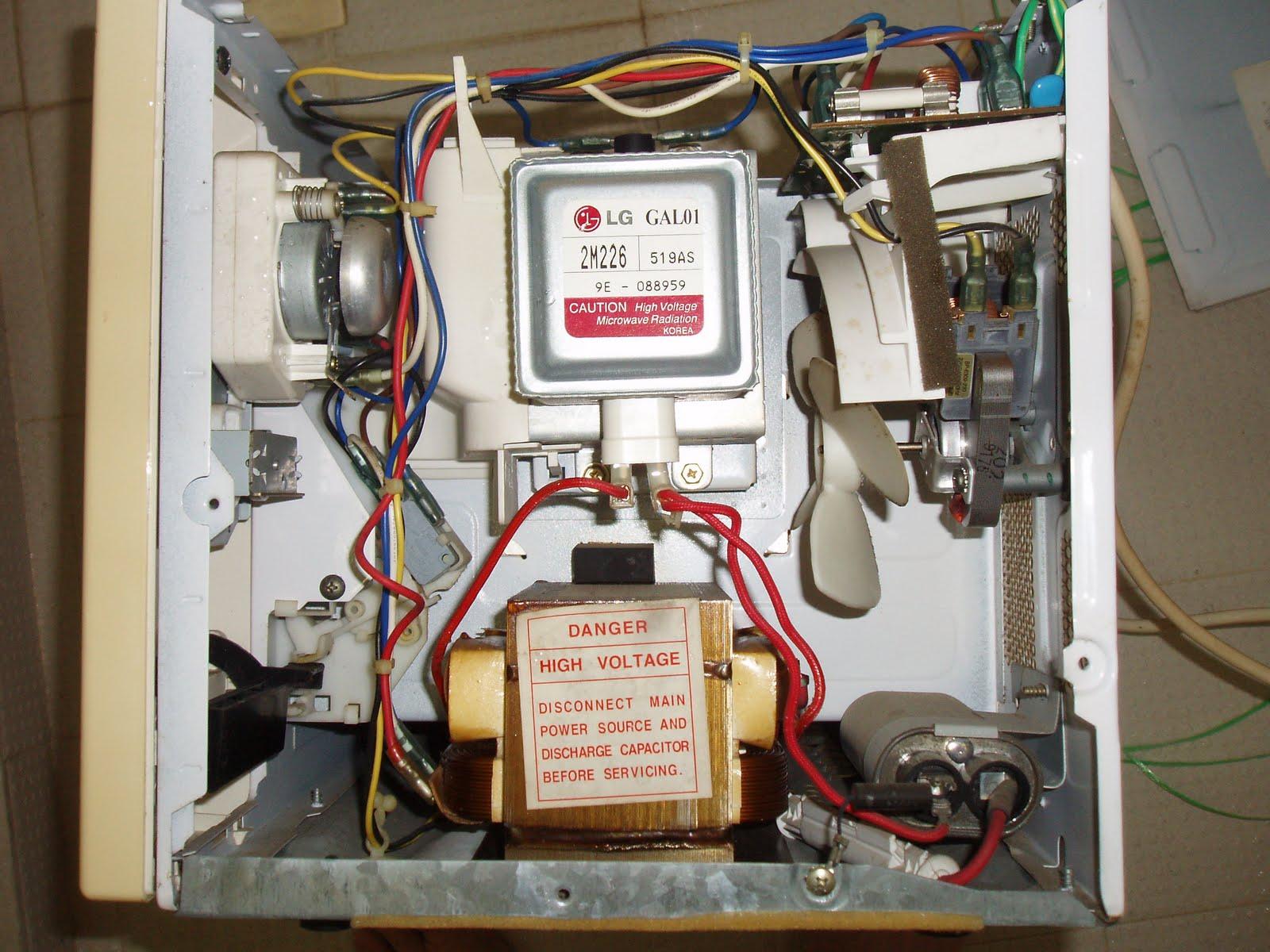G E Microwave Oven Door Replacement