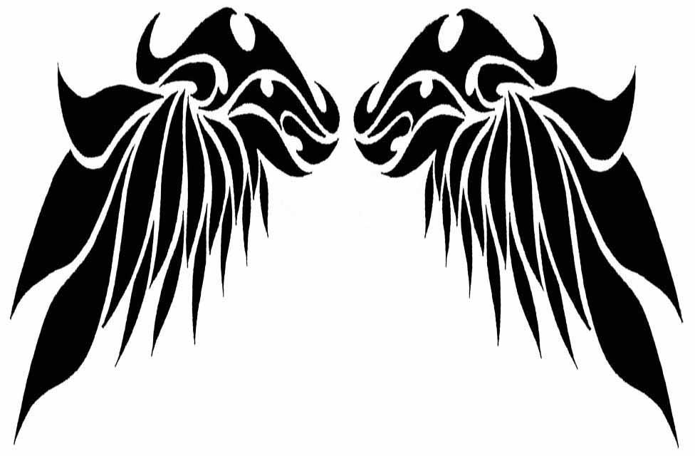 MOTOIMPACT: Sharingan Tattoo