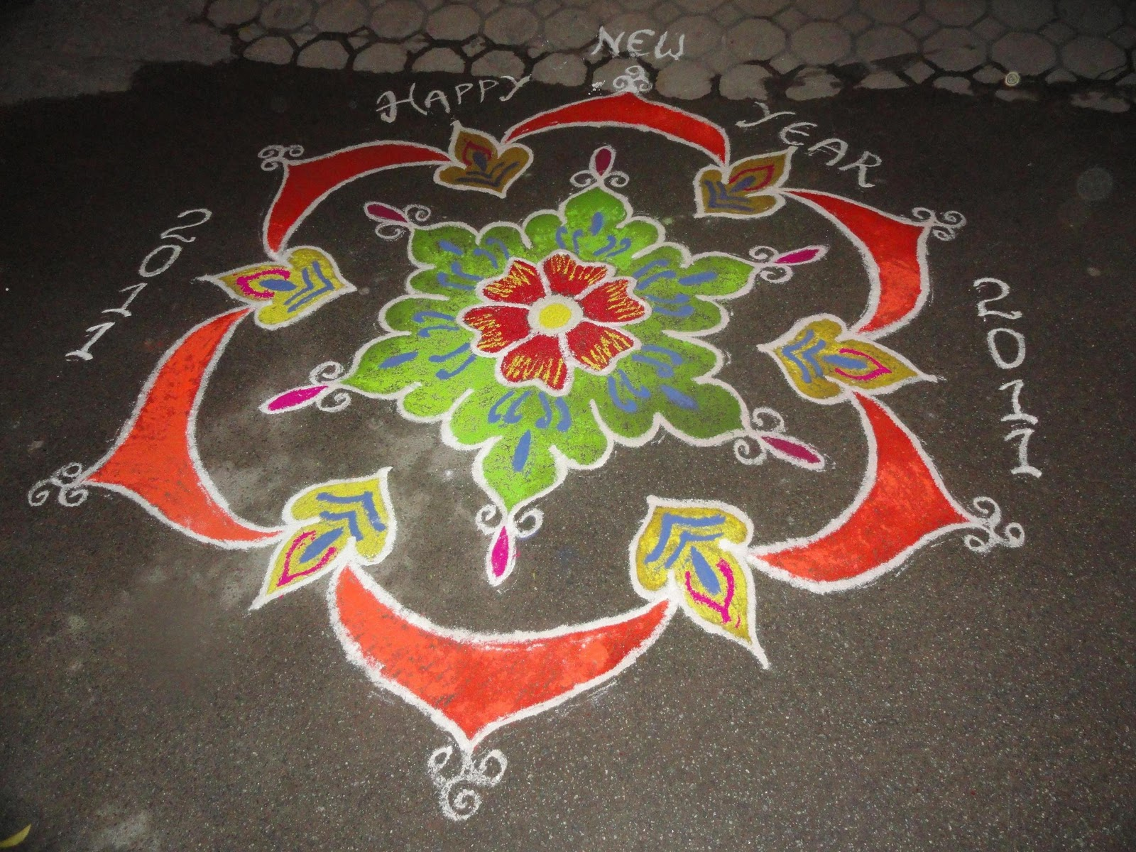 new year cards rangoli important hindu diwali rangoli results cute. 1600 x 1200.Happy New Year Rangoli Designs