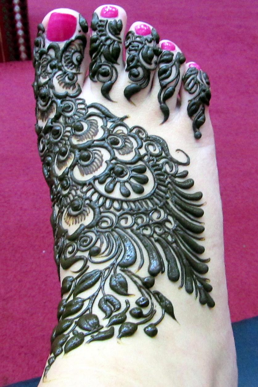 Dubai Arabic Mehndi Henna Design: Hello, Dubai!: Dubai Ink