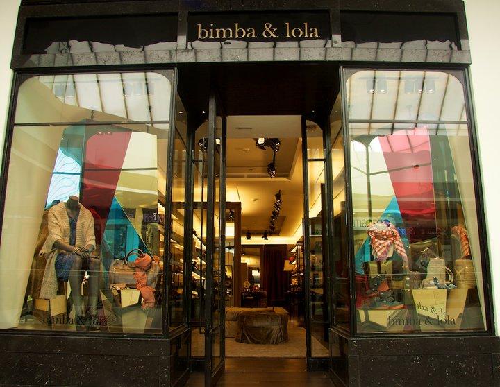 a81e0a485 De la moda y otros demonios.: Bimba & Lola entró a Latinoamérica vía  Colombia!!!