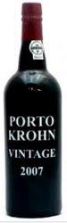 Krohn Vintage 2007 (Porto)