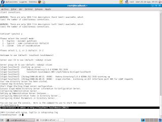 david: Manual de Directory Server en Fedora