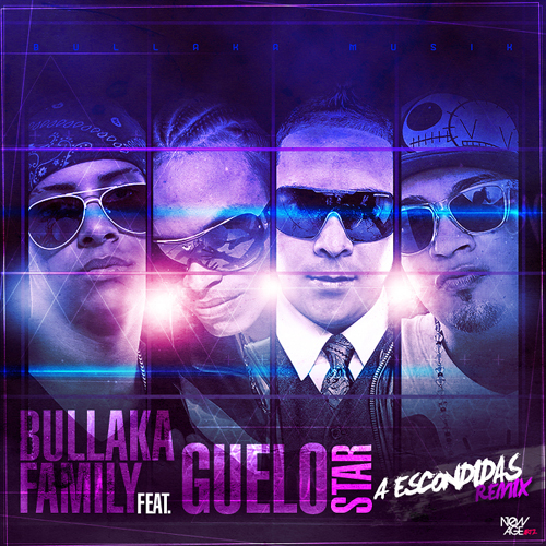 a escondidas bullaka family remix